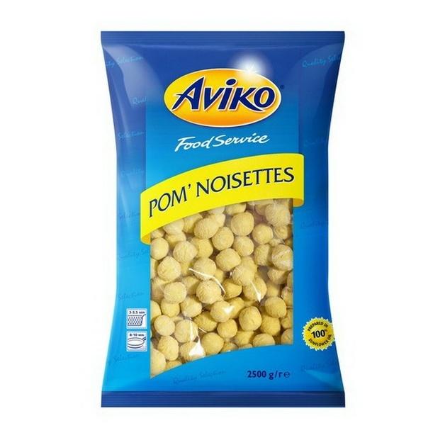 Картофельные шарики Aviko 2,5 кг