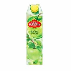 Сок Зеленое яблоко Сады Придонья 1 л