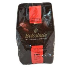 Шоколад темный диски Нуар Селексьен Бельгия 55,5% Пуратос ~ 2*5 кг