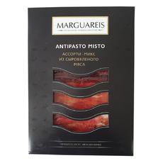 Ассорти-микс из сыровяленого мяса Marguareis 60 гр