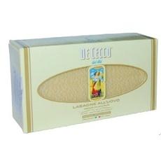 Макаронные изделия De Сecco Lasagne all'uovo (Лазанья яичная) №112 500 гр