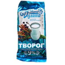Творог 9% Шахунья Россия 180 гр