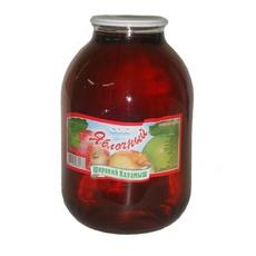 Сок Яблочный Широкий Карамыш 3 л