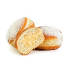 Пончики с кремом 36*65 гр