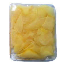 Имбирь маринованный белый Китай 1 кг