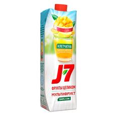 Сок J7 мультифрукт 0,97 л