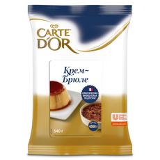 Смесь сухая для десерта Крем брюле Carte D'Or 540 гр
