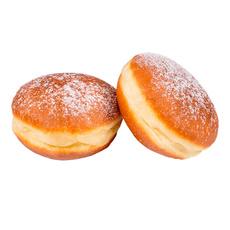 Пончики Берлинские без начинки 36 шт*60 гр