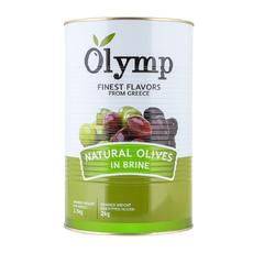 Оливки в рассоле с/к Греция 4,4 кг (сух. вес 2,5 кг)