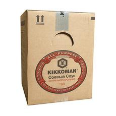 Соус Kikkoman соевый коробка Нидерланды 19 л