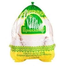 Тушка Цыпленка бройлера заморозка Приосколье 1,4-1,6 кг