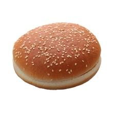 Булочка для гамбургера с кунжутом 100 мм Лантманнен Юнибэйк 52 гр