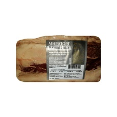 Толстый край говяжий б/к (Rib/Рибай 7 ребер) зам.Matured Beef Мираторг ~ 5,8 кг