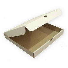 Коробка под пиццу белая 310*310*40 мм 50 шт