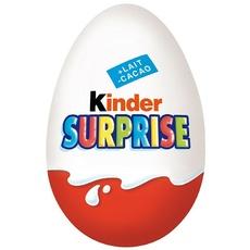 Шоколадное яйцо Kinder Сюрприз 20 гр