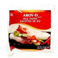 Бумага рисовая AROY-D 22 см 454 гр