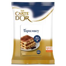 Смесь сухая для десерта Тирамису Carte D'Or 540 гр